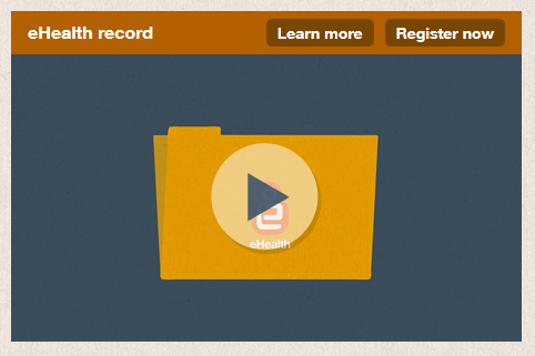 Medicare - eHealth record (video)