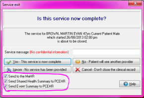 AHCSA eHealth Instructional Video: How to open and read the PCEHR from within Communicare v13.4
